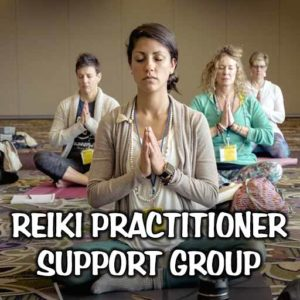 Reiki Practitioner Support Group