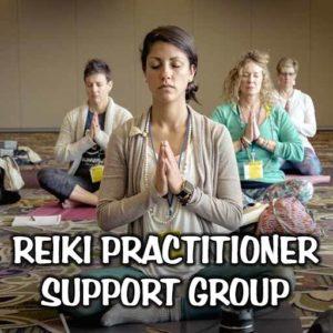 Reiki Practitioner Support Group