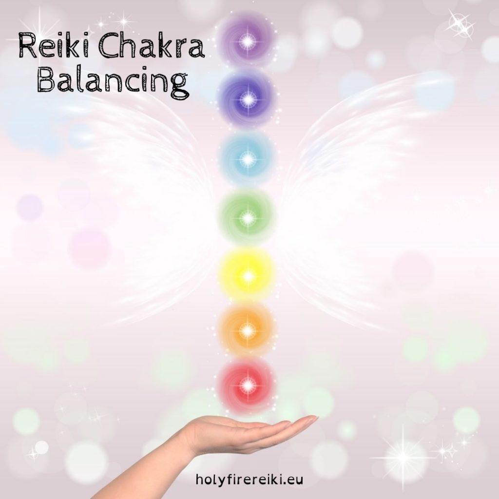 Reiki Chakras Balancing