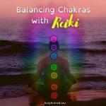 Balancing Chakras With Reiki