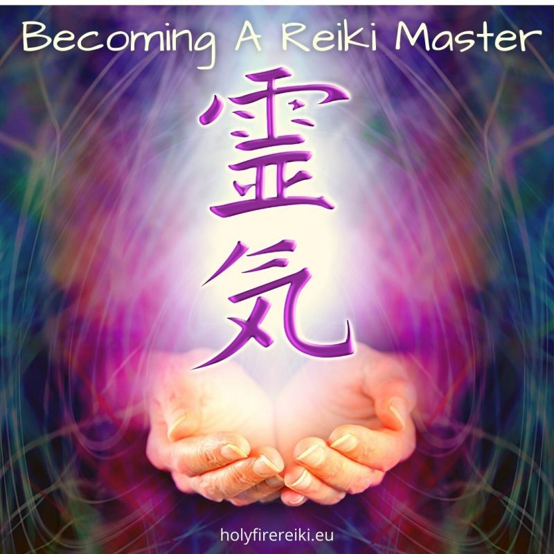 Becoming a Reiki Master