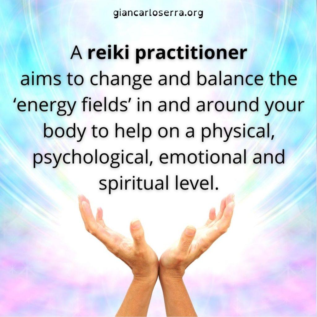Reiki Practitioner